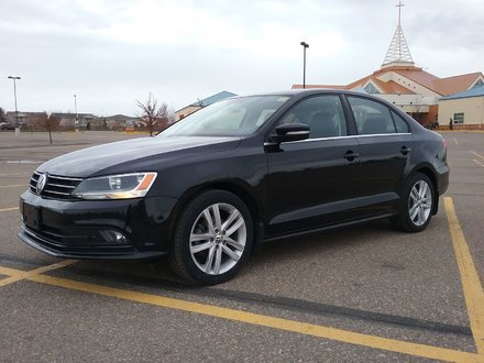2015 Volkswagen Jetta Sedan 2.0 TDI Highline