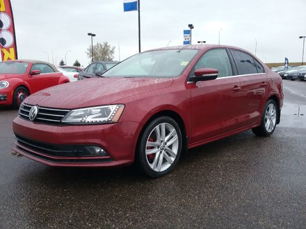 2015 Volkswagen Jetta Sedan TDI Highline
