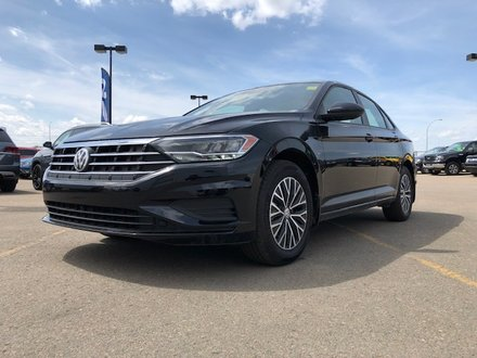 2019 Volkswagen Jetta HIGHLINE 1.4T 8-SPEED AUTOMATIC