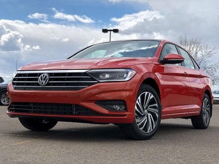 2019 Volkswagen Jetta EXECLINE 1.4T 6-SPEED MANUAL