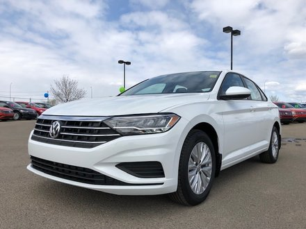 2019 Volkswagen Jetta COMFORTLINE 1.4T 6-SPEED MANUAL