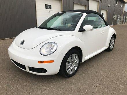 2009 Volkswagen New Beetle Convertible Trendline
