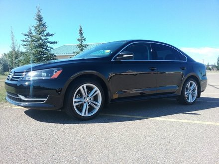 2014 Volkswagen Passat 1.8 TSI Luxury Sedan