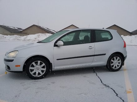 2008 Volkswagen Rabbit 3-Door Hatchback