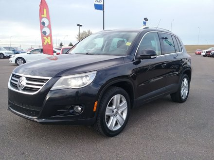 2010 Volkswagen Tiguan 2.0 TSI Highline 4Motion