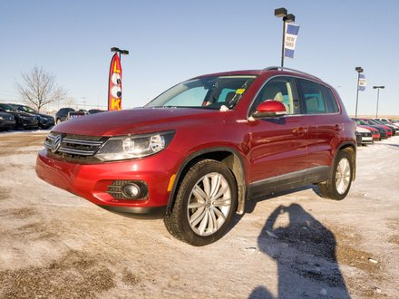 2014 Volkswagen Tiguan 2.0 TSI Highline 4Motion