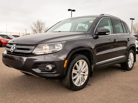 2016 Volkswagen Tiguan 2.0T 4Motion HIGHLINE **LEATHER-NAV-SUNROOF**
