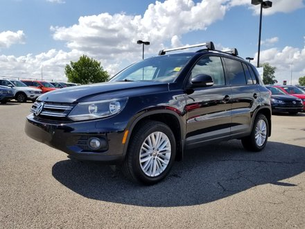 2016 Volkswagen Tiguan Special Edition