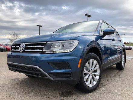 2019 Volkswagen Tiguan 2.0TSI TRENDLINE 8-SPEED AUTOMATIC 4MOTION