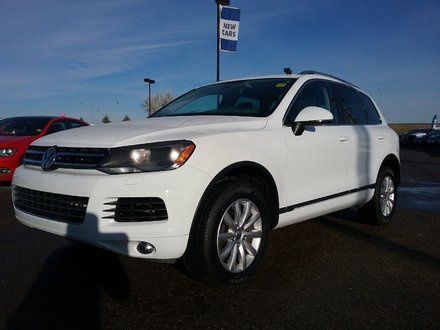 2012 Volkswagen Touareg V6 4Motion Luxury SUV