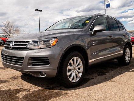 2013 Volkswagen Touareg Comfortline