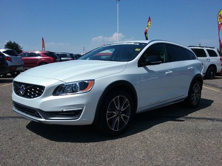 2016 Volvo V60 Cross Country T5 Premier