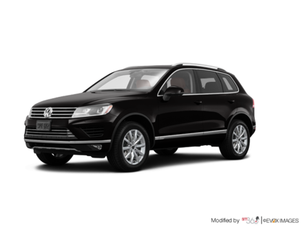 2016 Volkswagen Touareg 3.0L TDI COMFORTLINE 8-SPD AUTO W/TRIP 4MOTION