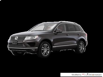2016 Volkswagen Touareg 3.0L TDI HIGHLINE 8-SPD AUTO W/TRIP 4MOTION