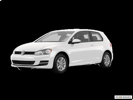 2017 Volkswagen Golf A7 1.8 TSI 3-DOOR TRENDLINE 5-SPEED MANUAL