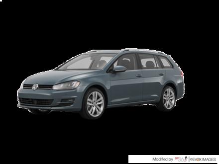 2017 Volkswagen Golf SPORTWAGEN 1.8 TSI HIGHLINE 6-SPEED AUTOMATIC 4MOTION
