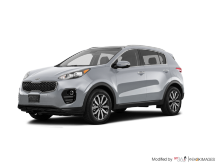 2018 Kia Sportage 2.4L EX AT FWD