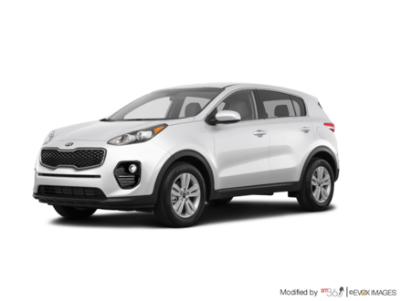 2018 Kia Sportage 2.4L LX AT FWD