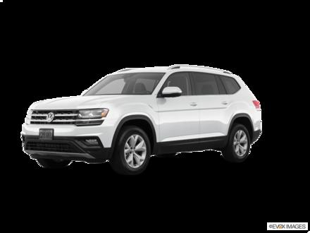 2018 Volkswagen Atlas COMFORTLINE 3.6L V6 4MOTION
