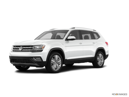 2018 Volkswagen Atlas EXECLINE 3.6L V6 4MOTION
