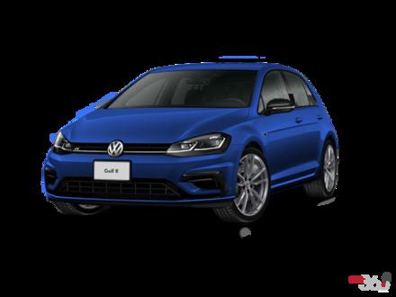 2018 Volkswagen Golf R 5-DOOR 2.0T 7-SPEED DSG 4MOTION
