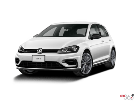 2018 Volkswagen Golf R 5-DOOR 2.0T 7-SPEED DSG 4MOTION
