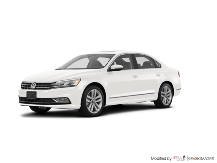 2018 Volkswagen Passat HIGHLINE 2.0 TSI 6-SPEED AUTOMATIC