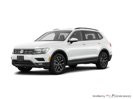 2018 Volkswagen Tiguan 2.0TSI COMFORTLINE 8-SPEED AUTOMATIC 4MOTION WITHOUT SUNROOF
