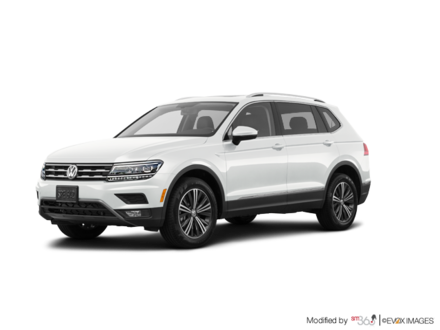 2018 Volkswagen Tiguan 2.0TSI HIGHLINE 8-SPEED AUTOMATIC 4MOTION