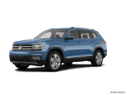 2019 Volkswagen Atlas EXECLINE 3.6L V6 4MOTION