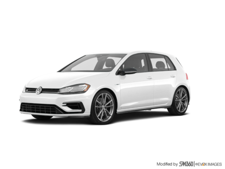 2019 Volkswagen Golf R 5-DOOR 2.0T 6-SPEED MANUAL 4MOTION