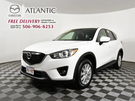 2014 Mazda CX-5 GS Alloys Heated Seats Sunroof