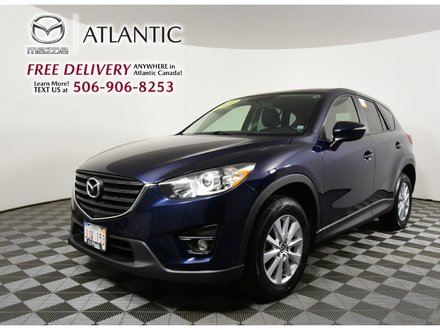 2016 Mazda CX-5 GS AWD Warranty Low Mileage Alloys Sunroof