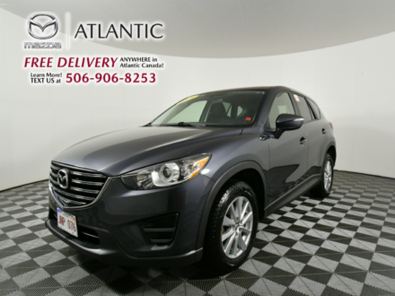2016 Mazda CX-5 GX Factory Warranty Clean Carfax Alloys