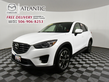 2016 Mazda CX-5 GT AWD Leather Sunroof Bluetooth Heated Seats