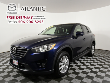 2016 Mazda CX-5 GS Factory Warranty Alloys Heated Seats