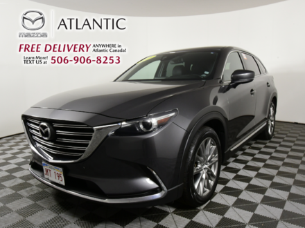 2016 Mazda CX-9 GT AWD Factory Warranty Clean Carfax Leather