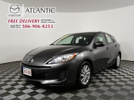 2013 Mazda Mazda3 Sport GX Factory Warranty Dealer Maintained One Owner