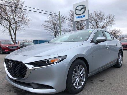 2019  Mazda3 GS AWD