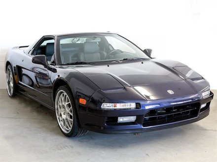 Acura NSX-T Coupe 4 SPD at 1995