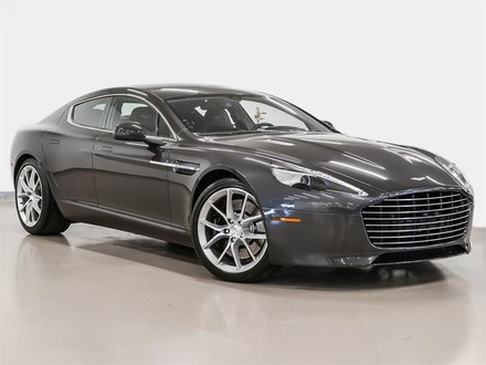 2014 Aston Martin Rapide S Coupe Touchtronic