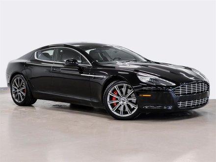 Aston Martin Rapide Coupe Luxury Touchtronic 2011