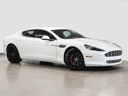 2012 Aston Martin Rapide Coupe Touchtronic
