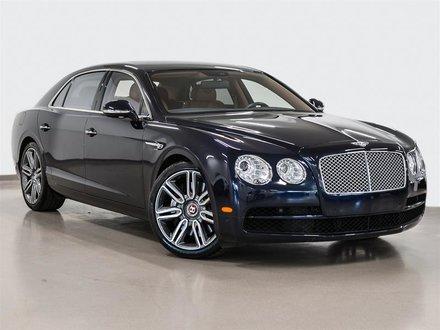 Bentley Flying Spur V8 2015