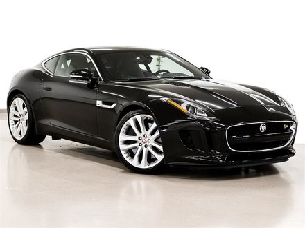 Jaguar F-Type Coupe S at 2015