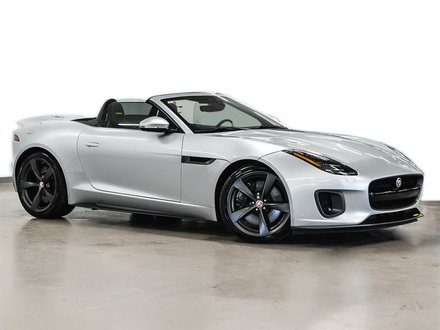 Jaguar F-Type Convertible 400 Sport AWD (2) 2018
