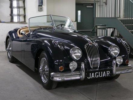 Jaguar Unlisted Item  1955