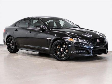 Jaguar XF 3.0L V6 AWD Sport 2015