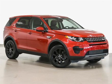 Land Rover DISCOVERY SPORT SE (2016.5) 2016