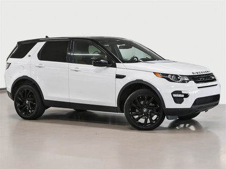 2016 Land Rover DISCOVERY SPORT HSE Luxury (2016.5)